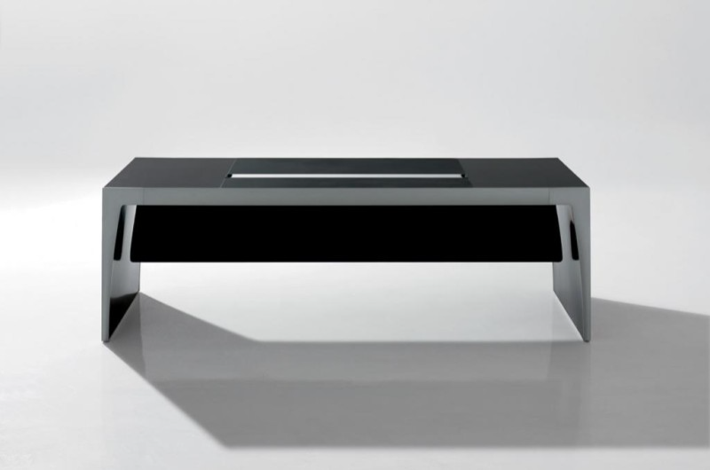 Design Chefzimmer, Designschreibtisch, Design-Möbel, schöner Schreibtisch