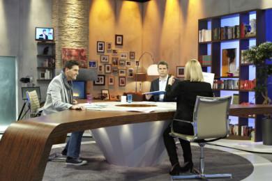 Puls4 Stuhl, Designstuhl Österreichisches Fernsehen, Sessel Puls4
