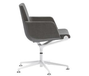 Konferenzstuhl design, Design Besuchersessel, bequemer Konferenzstuhl