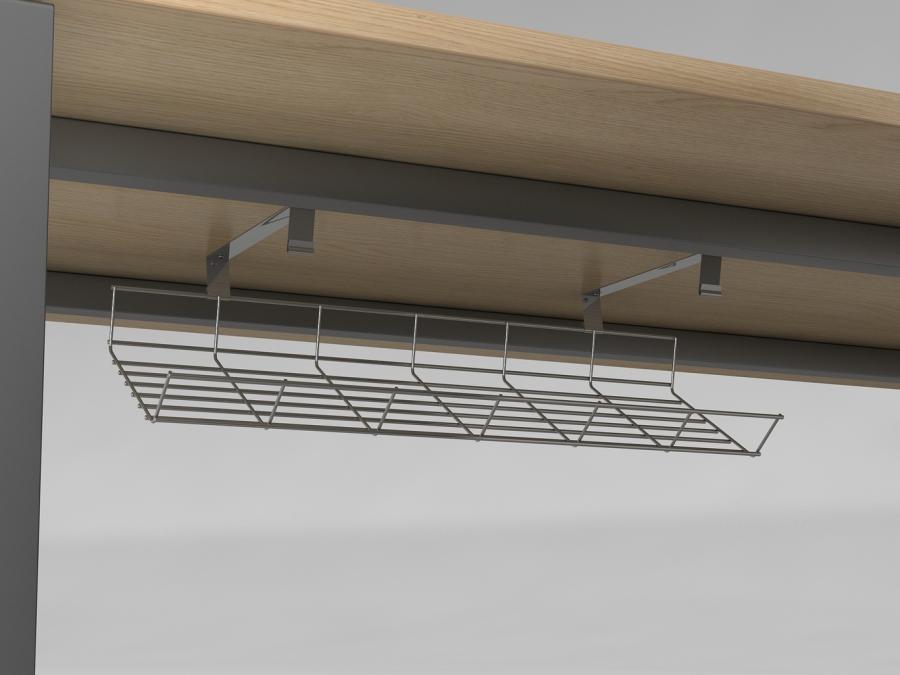 Designbüromöbel und Designstühle - Kabelmanagement