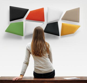 Akustikwandpaneel, Designakustik Büro, Wandschmuck Akustik, Akustik Wand, Büroraum Akustik, Akustikproblem Raum, Büroakustik Design
